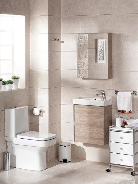 Decorar Un Baño Viejo:Cómo decorar un baño Reto del día